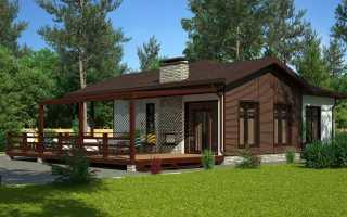 Дачные дома одноэтажные, двухэтажные и модульная сборка