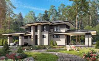Дом без фасада – уникальный дизайн-проект элитного жилья в мадриде