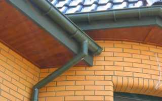 Отливы для крыши: виды и особенности монтажа