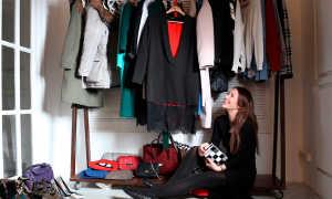 Освободите место для вашей фантазии при помощи системы хранения вещей в шкафу-купе