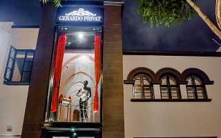 Великолепный дом моды privat – авторский интерьер ведущего дизайнера компании, лима, перу