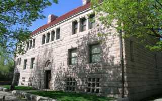 Известные здания мира: знаменитый дом the glessner house от генри гобсона ричардсона