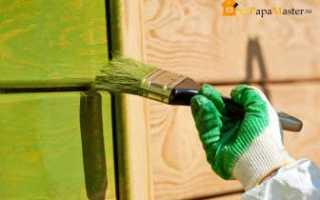 Краска для деревянных фасадов: виды краски, свойства