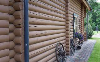 Краски для окрашивания деревянных домов
