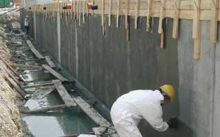 Обмазочная гидроизоляция – от а до я