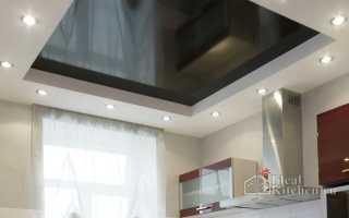 Как визуально увеличить высоту потолка – советы