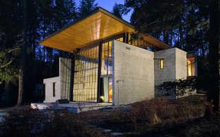 Дом в стиле лофт на берегу очаровательного озера в айдахо