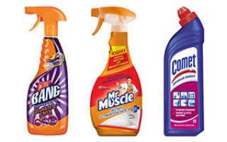 Чем отмыть кафель в ванной комнате – самые эффективные средства