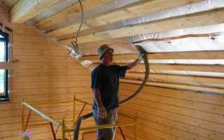 Потолок под крышей дома – делаем правильный выбор