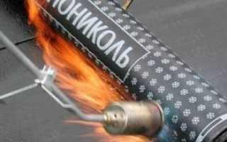 Один из самых популярных наплавляемых гидроизоляторов: технониколь бикрост