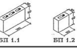 Кровать своими руками из бетонных блоков для стен