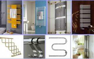 Какие комплектующие понадобятся для монтажа полотенцесушителя в ванной комнате