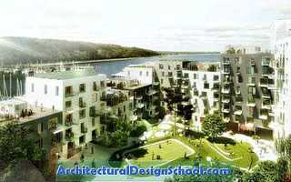 Прекрасный пляжный дом voelklip beach house на побережье бухты хермануса от stefan antoni olmesdahl truen architects, юар