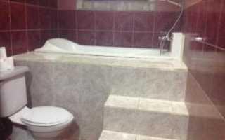 Способы и описание процесса закрытия пространства под ванной