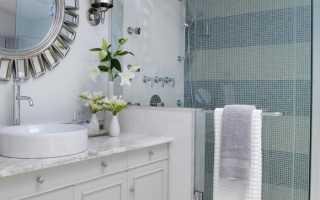 Особенности проектирования ванных комнат с площадью 3, 4 и 5 кв. м.
