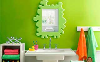 Дизайн и подходящие стили для зеленой ванной комнаты: включаем фантазию