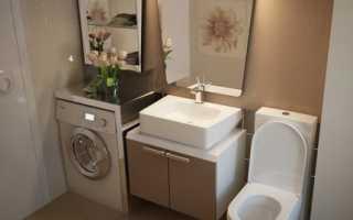 Как выбрать тумбу с раковиной для ванной комнаты