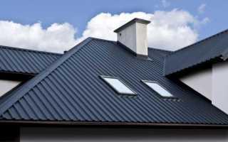 Как покрыть крышу металлопрофилем своими руками