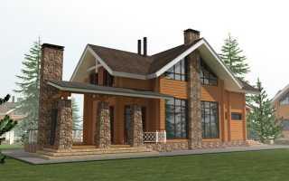 Ключевые моменты проектов домов в стиле шале