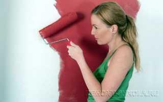 Ремонт квартиры. Выбираем краску для стен
