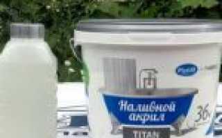 Реставрация ванн акрилом: способы проведения