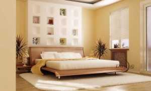 Спальня в японском стиле. 36 фото