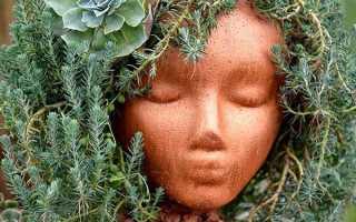 Озорные нотки в ландшафтном дизайне: создаём деревянные садовые фигуры своими руками