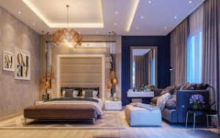 Оформляем спальню в современном стиле: практичный и уютный дизайн
