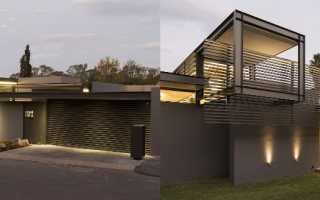 Интерьер и экстерьер дома в золотистых тонах: особняк sar от дизайнера werner van der meulen, йоханнесбург, юар