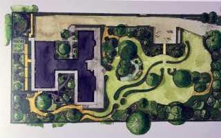 Как спроектировать свой собственный садовый дизайн?
