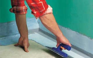 Укладка керамической плитки в ванной на пол: материалы и технология