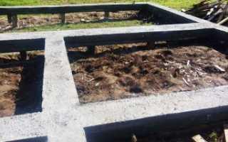В каких случаях устанавливается свайно-ростверковый фундамент под деревянным домом