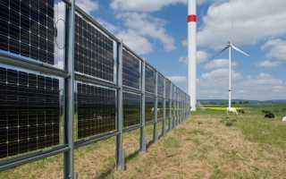 Преимущество солнечных панелей