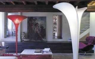 Напольные светильники Икеа – красота и комфорт вашего дома