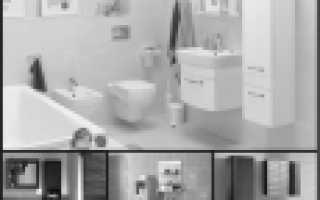 Мебель для ванной Gorenje: качество, комфорт, долговечность