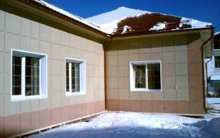 Вентилируемый фасад для защиты вашего дома