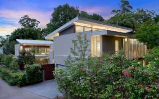 ?Эксклюзивный дом по проекту выдающегося архитектора даррена кэмпбела в варунге, австралия: уют и шик в простых вещах