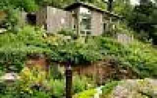 Великолепный дом на живописном склоне от sb architects, холмы mill valley, штат калифорния, сша