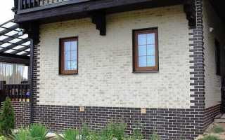 Клинкерные панели для отделки дома