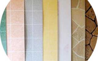 Пластиковые панели в ванную комнату