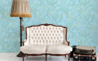Обои бирюзового цвета для стен – смело, эксклюзивно, стильно
