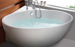 Приемущества выбора угловой душевой с ванной