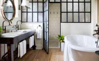 Дизайн интерьера большой ванной комнаты: особенности планировки, оформления и фото