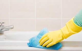 Чем очистить чугунную ванну: народные методы и профессиональные средства