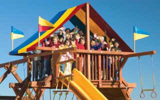 Какой должна быть качественная детская площадка и зачем она нужна