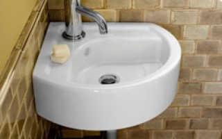 Разбираемся с выбором раковины (умывальника) для ванной комнаты