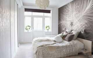 Оформление спальни. Лучшая отделка для ваших стен