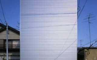 Оригинальный особняк с исключительным дизайном w window house от alphaville architects в киото, япония