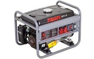 Приобретение генератора для дома