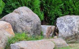 Потрясающие идеи для сада – оживляем ландшафт оригинальными каменными композициями